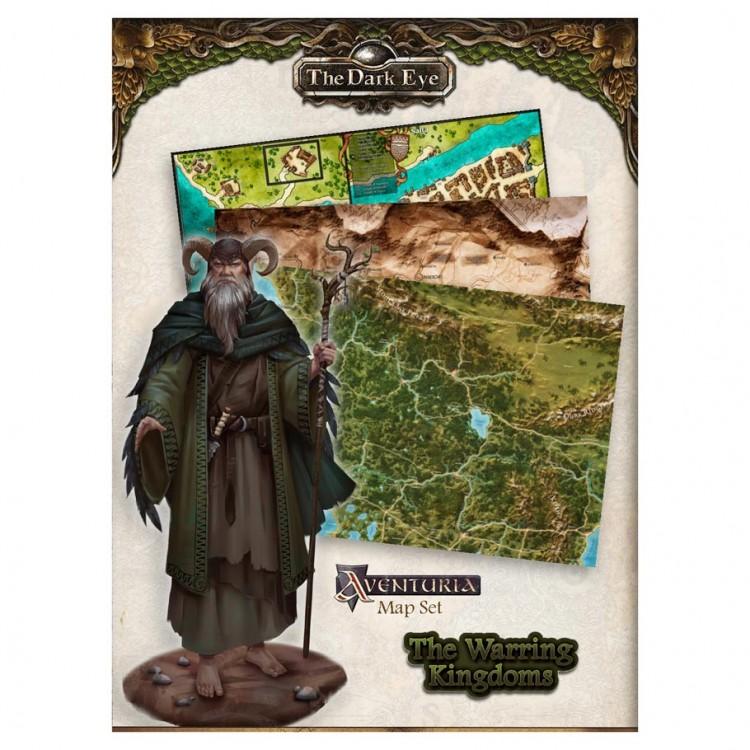 TDE: The Warring Kingdoms: Map Set