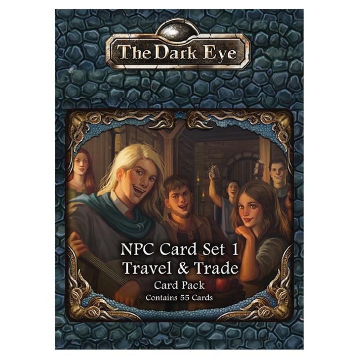 TDE: NPC Card Set 1: Travel & Trade