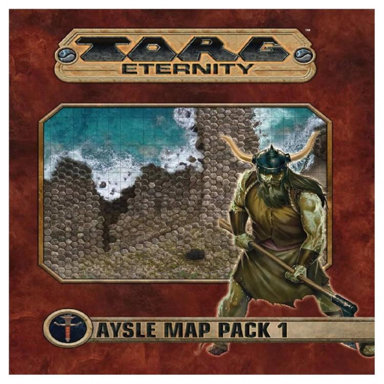 TORG: Aysle: Map Pack 1