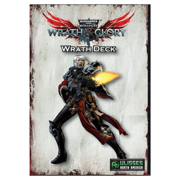W&G: 40K: Wrath Deck