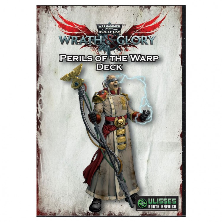 W&G: 40K: Perils of the Warp Deck