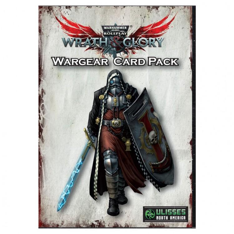 W&G: 40K: Wargear Card Pack