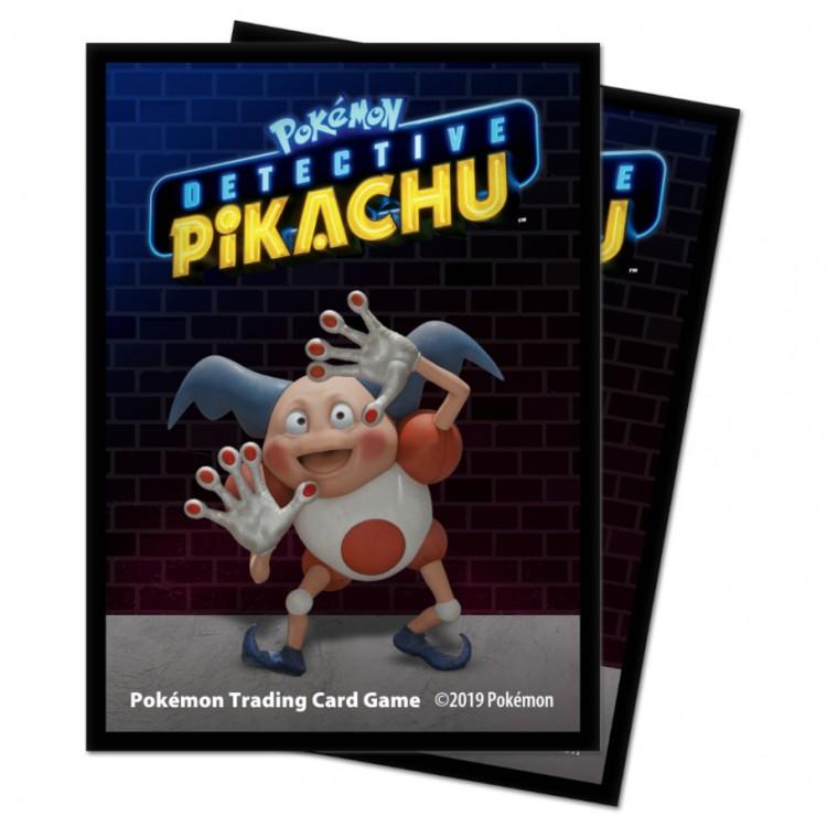 DP: PKM: Det. Pikachu: Mr.Mime (65)