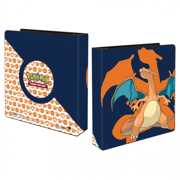 "Binder: 2"" Album: PKM: Charizard"