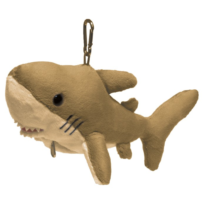 "Gamer Pouch: 9"" Shark"