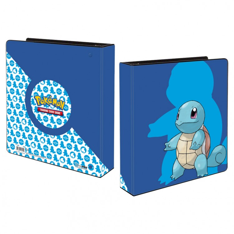 "Binder: 2"" Album: PKM: Squirtle"