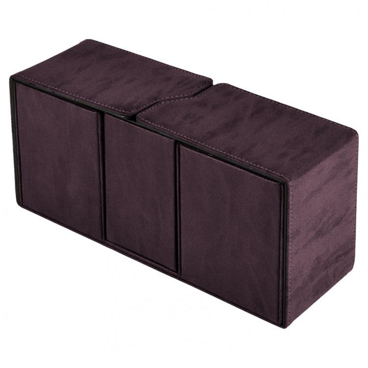 DB: Alcove Vault: Suede: Amethyst