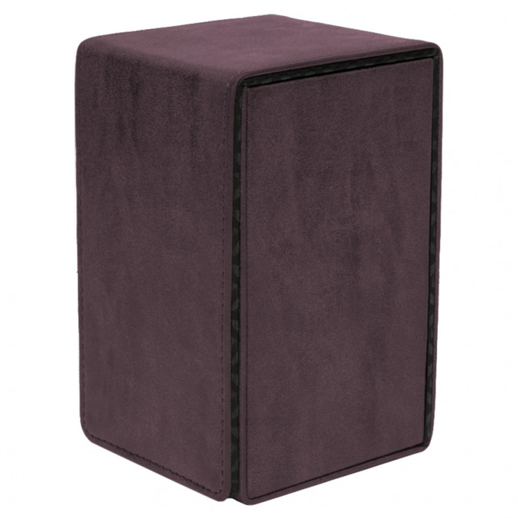 DB: Alcove Tower: Suede: Amethyst