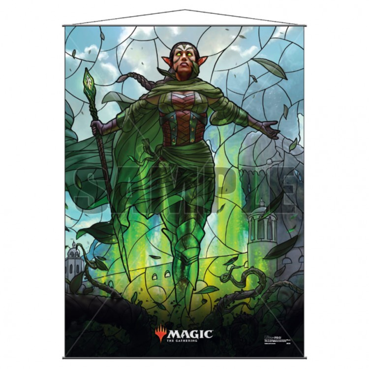 Wall Scroll: MtG: Stnd Glss: Nissa