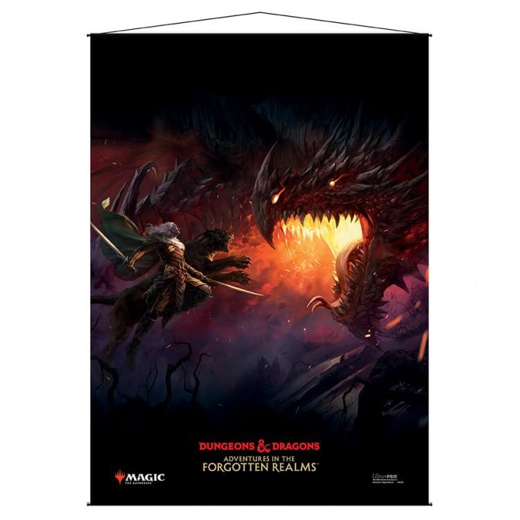 Wall Scroll: MtG: Adventures V1
