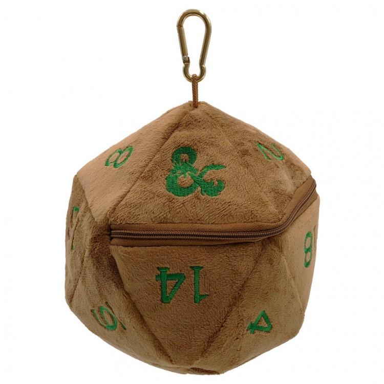 Dice Bag: d20 Plush: D&D: CPgr