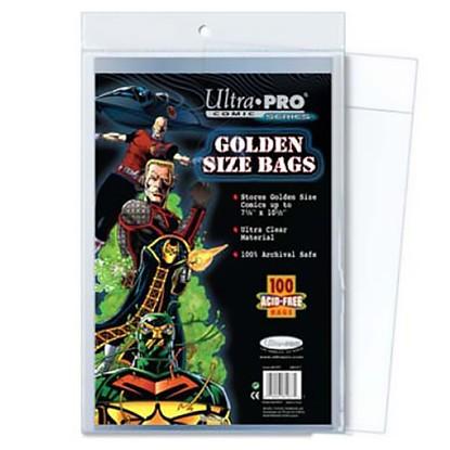 Bags: Comic: Golden (100)