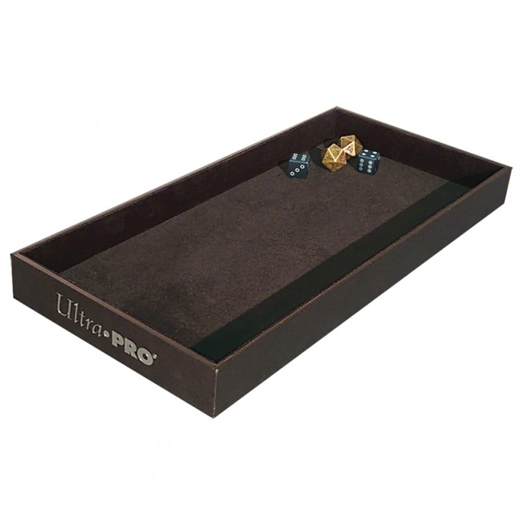 Dice Tray: Rolling