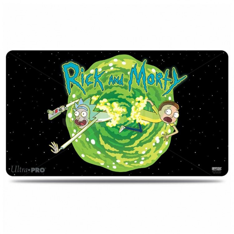 Play Mat: Rick and Morty V2
