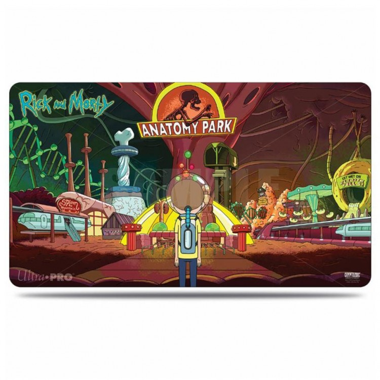 Play Mat: Rick and Morty V3