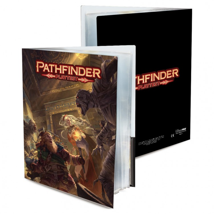 Character Folio: PF Playtest