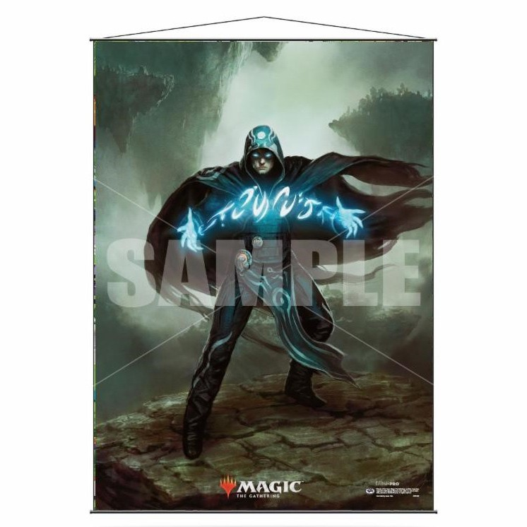 Wall Scroll: MtG: Jace the Mind Sculptor