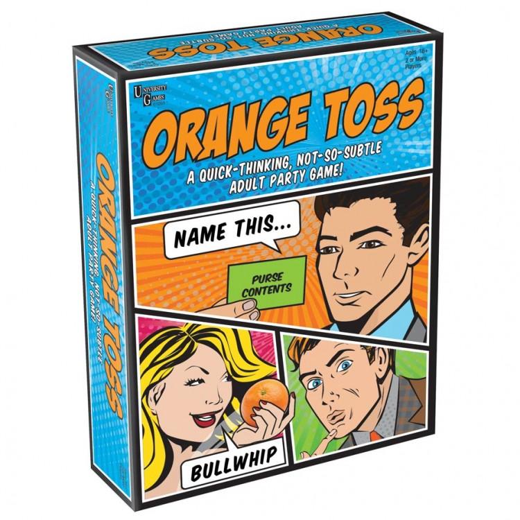 Orange Toss