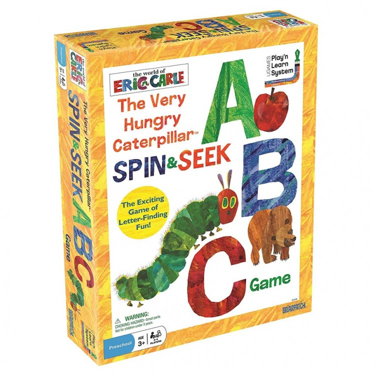 VHC: Spin and Seek ABC Game