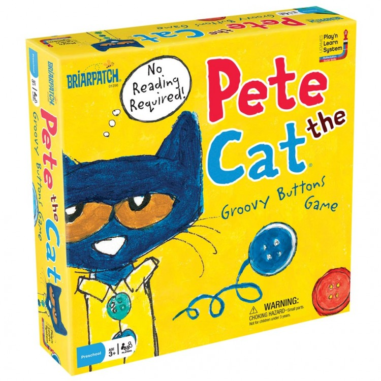 Pete the Cat: Groovy Buttons Game