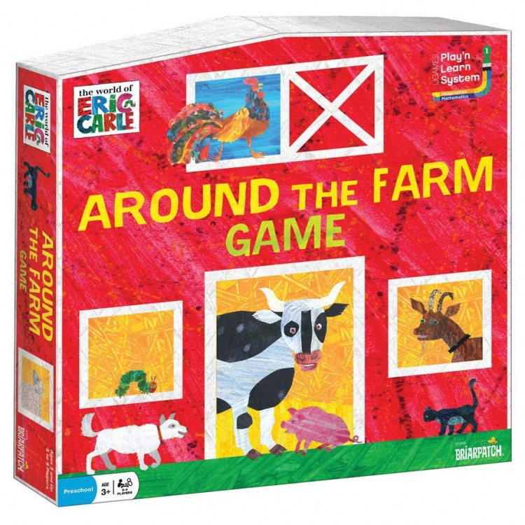 Eric Carle: Around the Farm Game