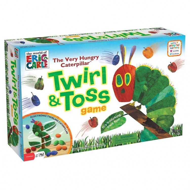 VHC: Twirl and Toss Game
