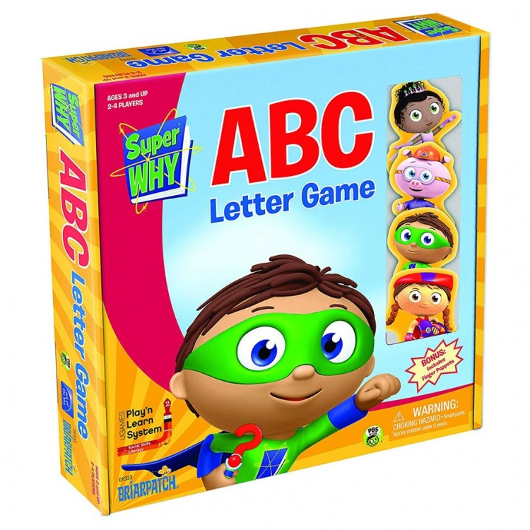 SuperWHY: ABC Letter Game