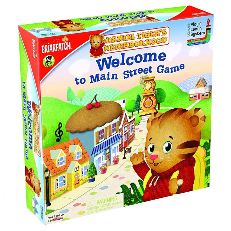 DTN: Welcome to Main Street Game
