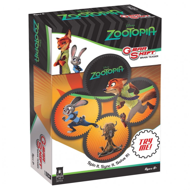 GearShift: Zootopia