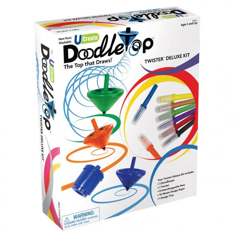 Doodletop Twister Deluxe Kit