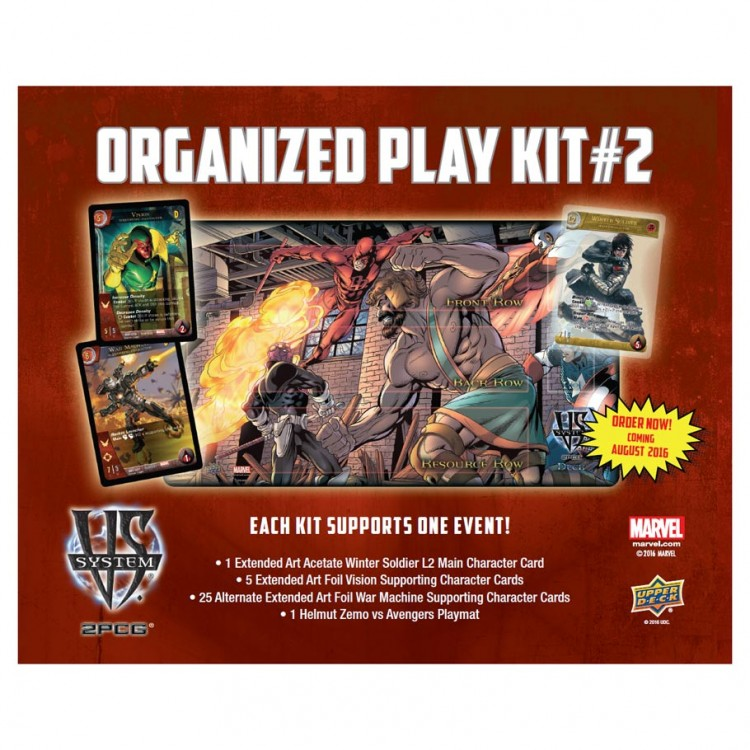 VS System 2PCG: Organized Play Kit 2