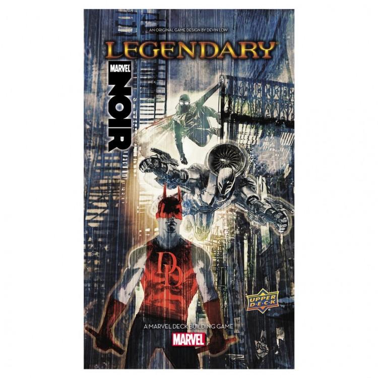Legendary: Marvel: Noir