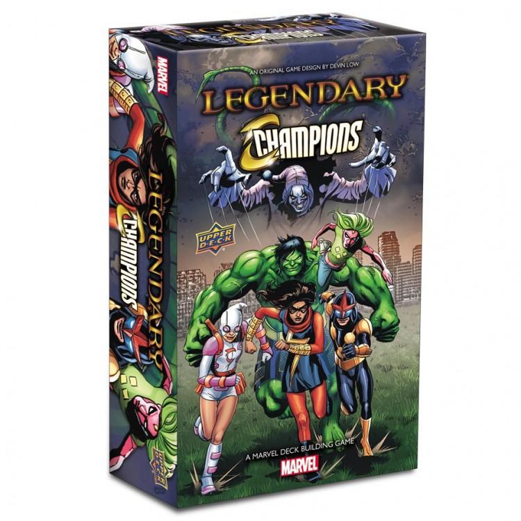 Legendary: Marvel: Champions