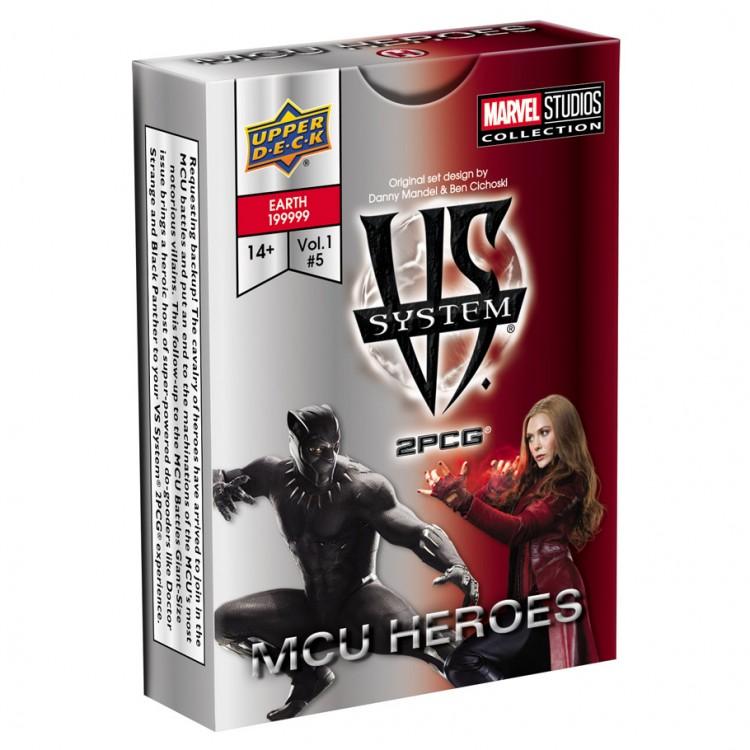 VS System 2PCG: MCU: Heroes