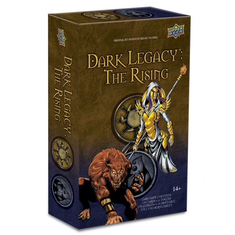 DL: The Rising: Dark vs Divine Starter