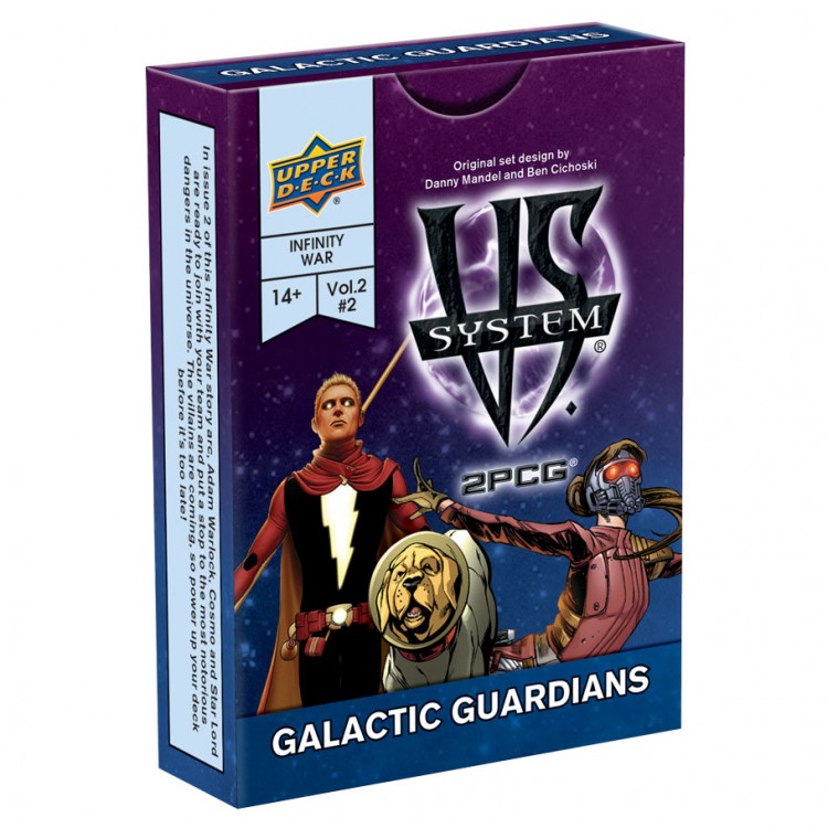 VS System: 2PCG: Galactic Guardians