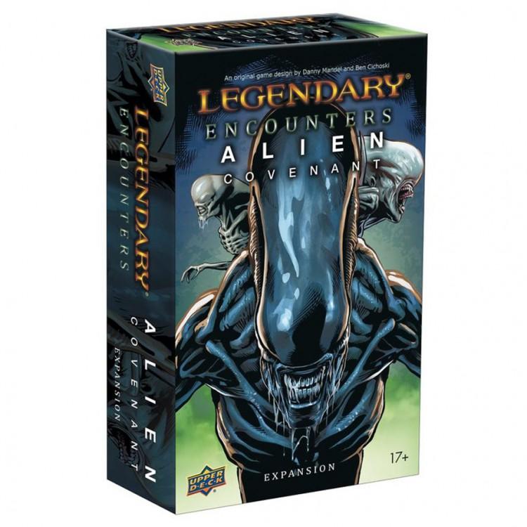 Legendary Encounters: Alien Covenant Exp