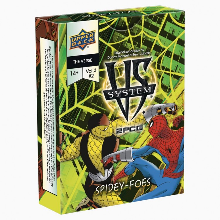 VS System 2PCG: Marvel: Spidey-Foes