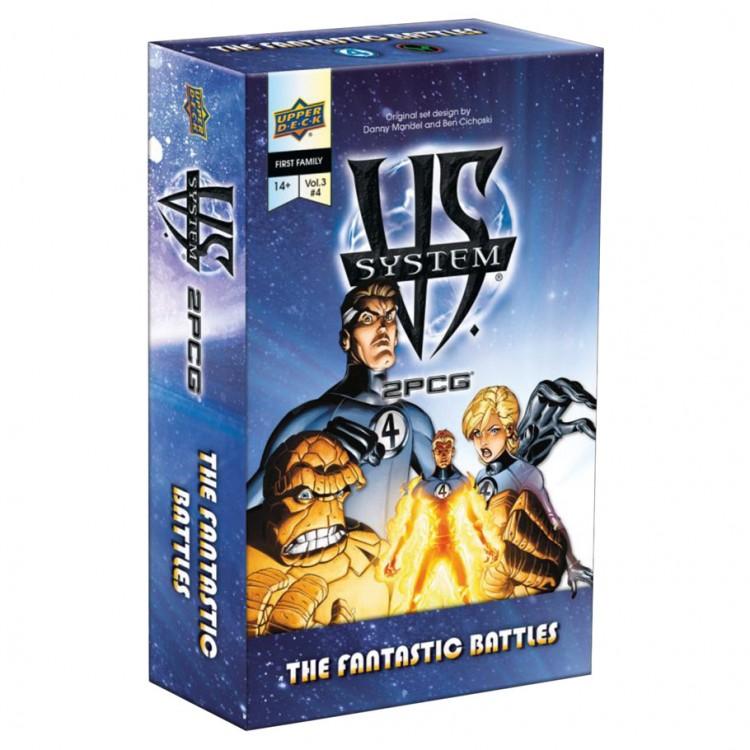 VS System 2PCG: Marvel: Fantastic Battle