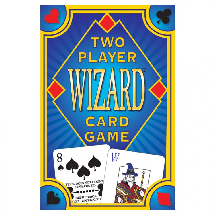 Wizard: 2 Player