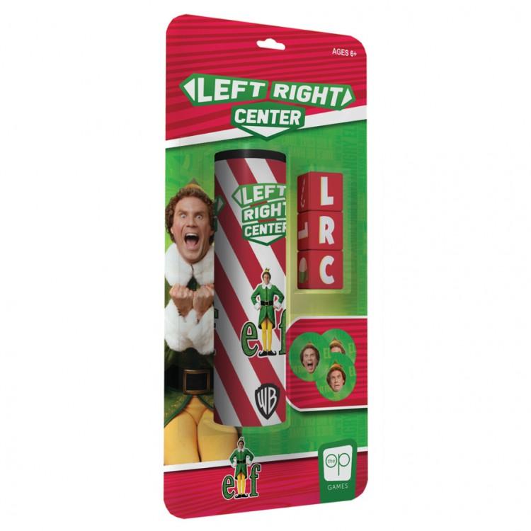 Left Right Center: Elf