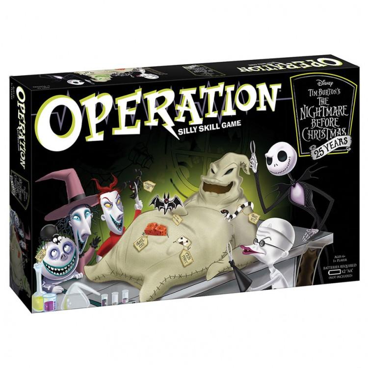 Operation: Nightmare Before Xmas