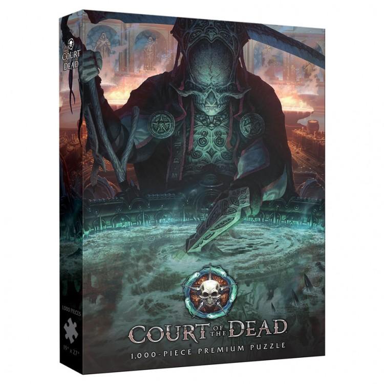 Puzzle: CotD: Dark Shepherd's Reflection