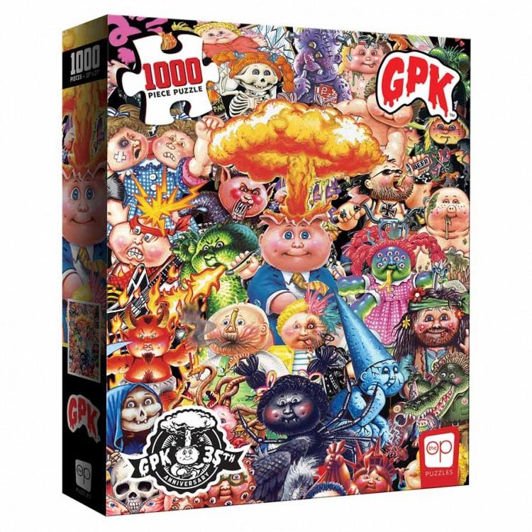 Puzzle: Garbage Pail Kids 1000 pc