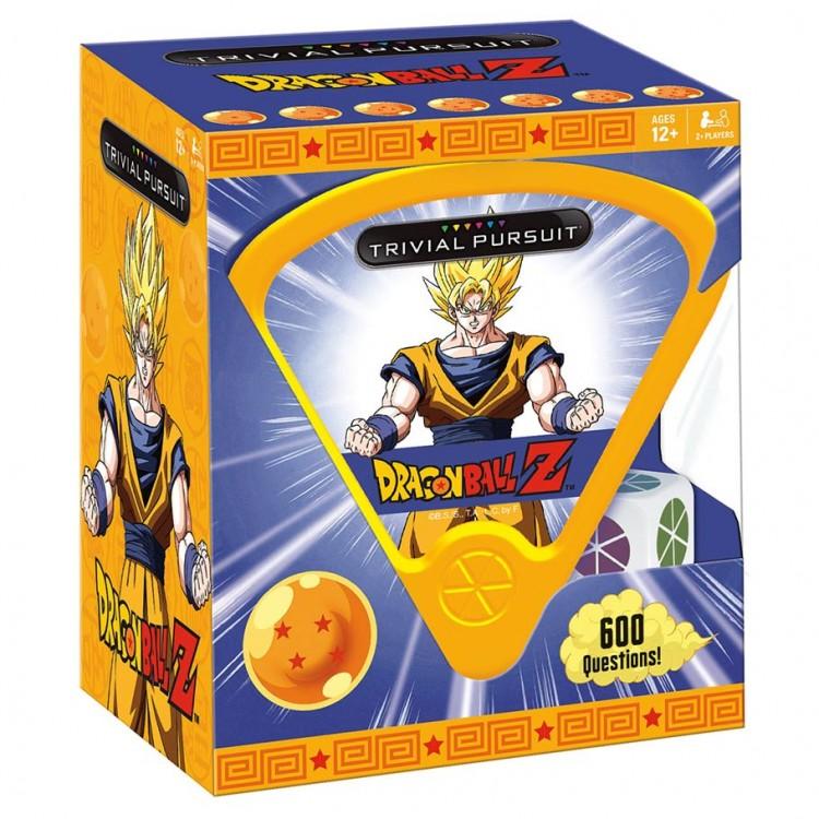 Trivial Pursuit: Dragon Ball Z
