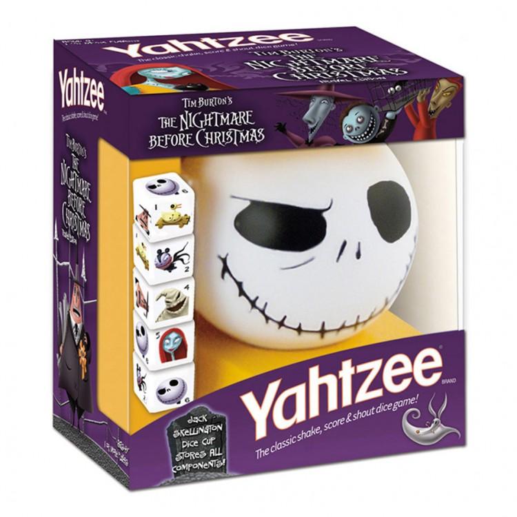 Yahtzee: Nightmare Before Xmas
