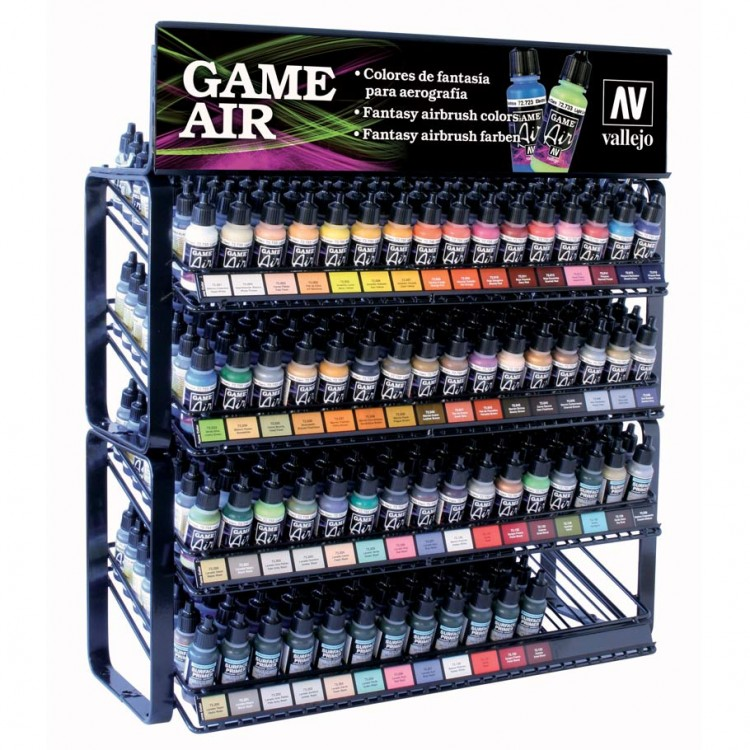 GA: Game Air Rack Complete Range