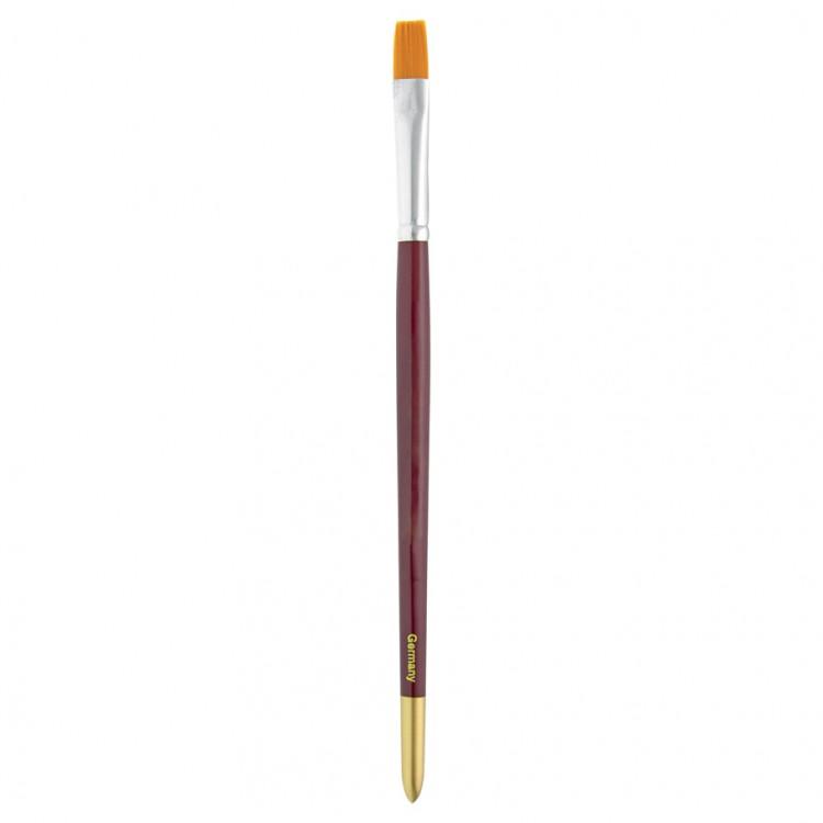 Brush: ST: Flat Rectangular Brush No. 2
