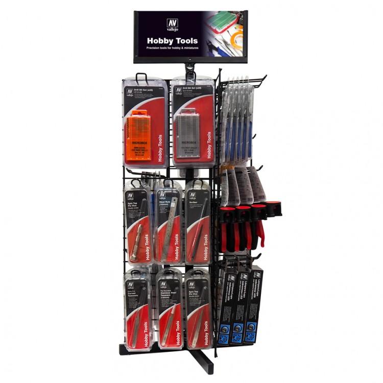 Basic Hobby Tools Range w/Rack