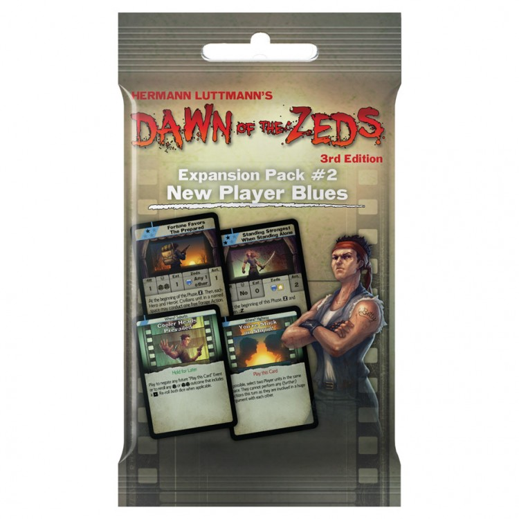 Dawn of the Zeds Expansion Pack #2